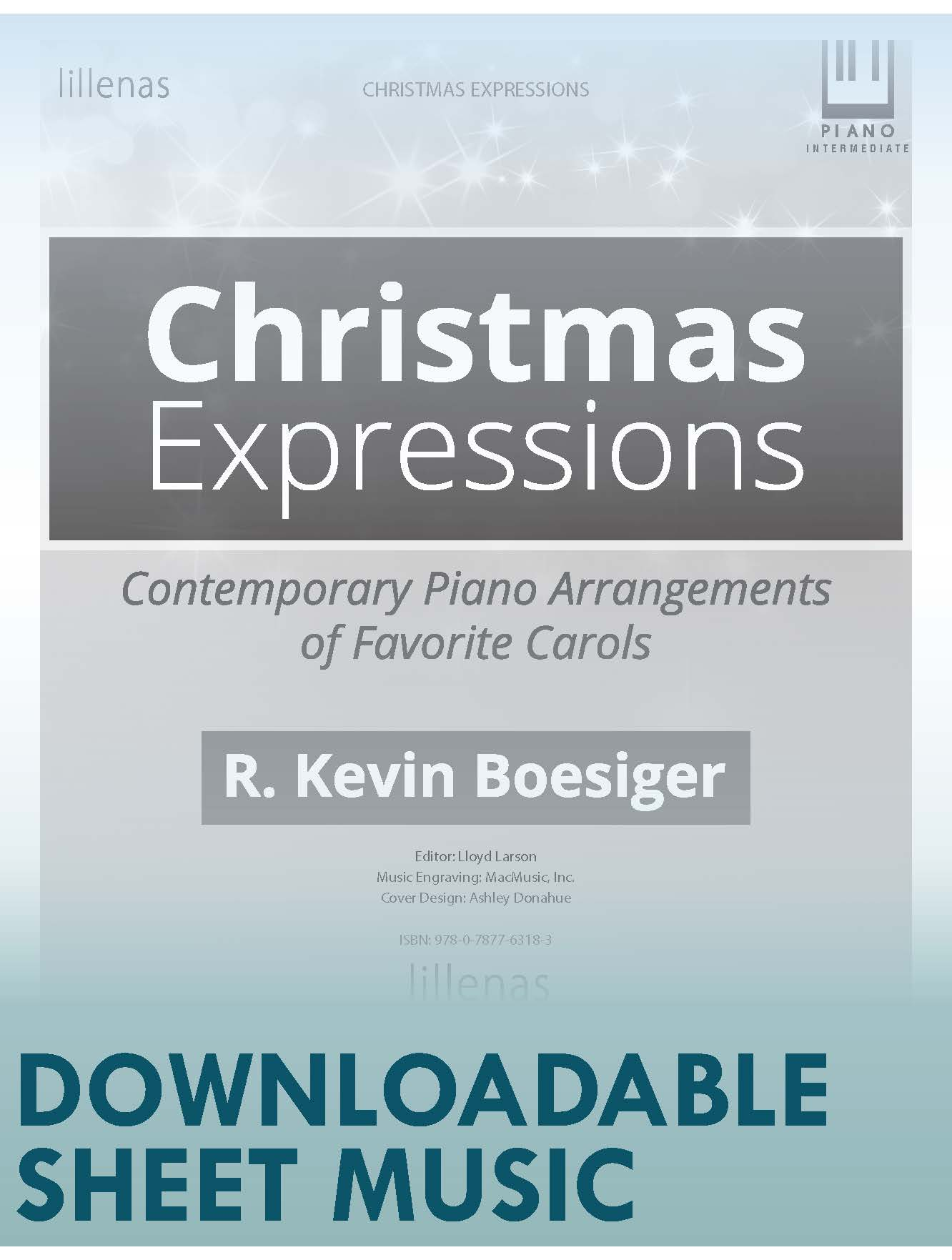 Christmas Expressions - Digital Download