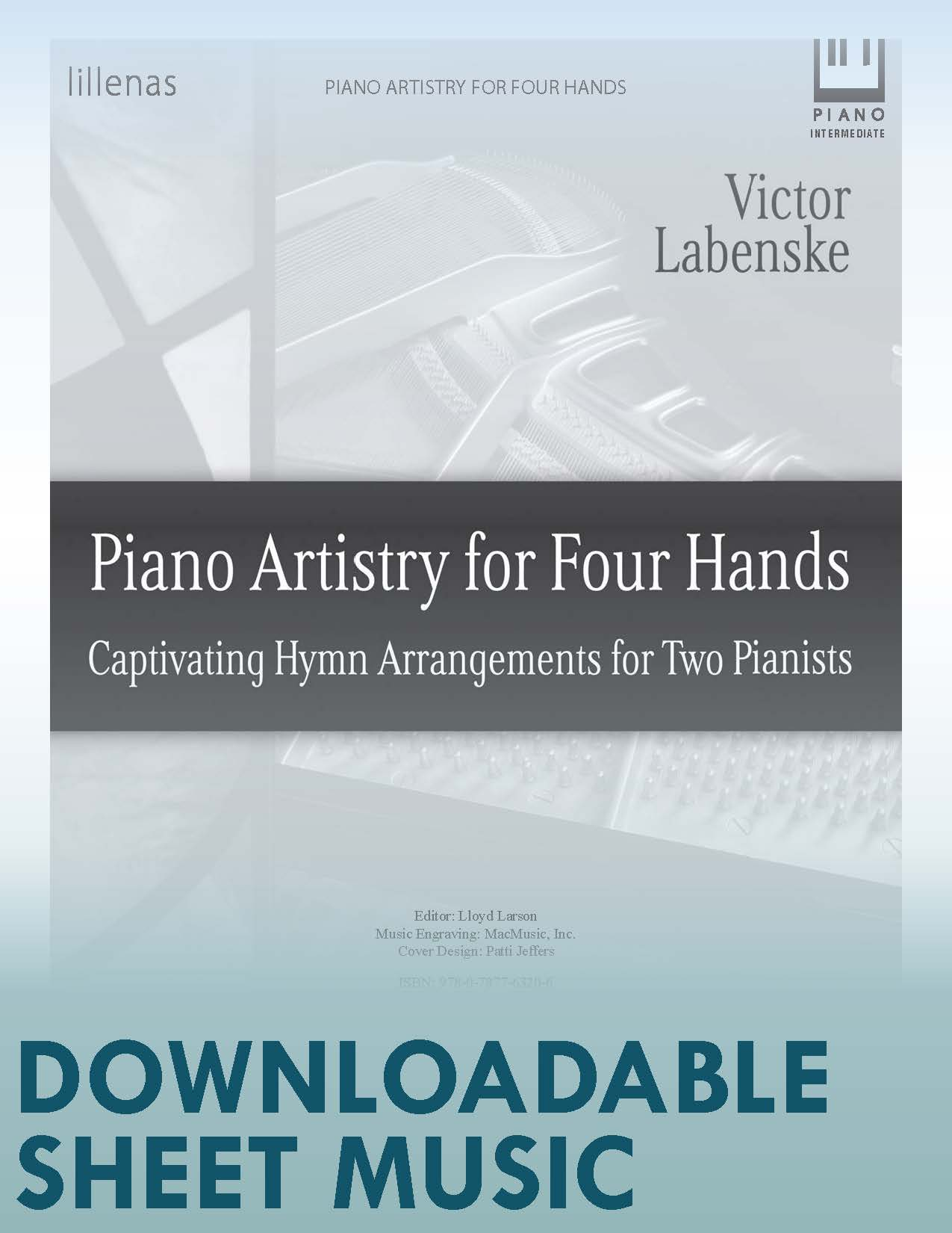 Piano Artistry for Four Hands - Digital Download