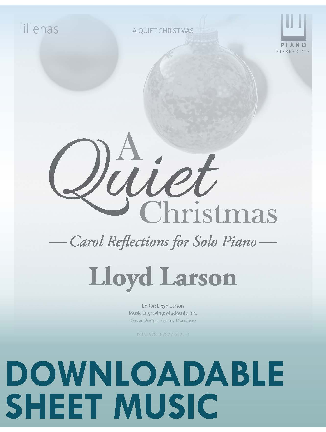 A Quiet Christmas - Digital Download