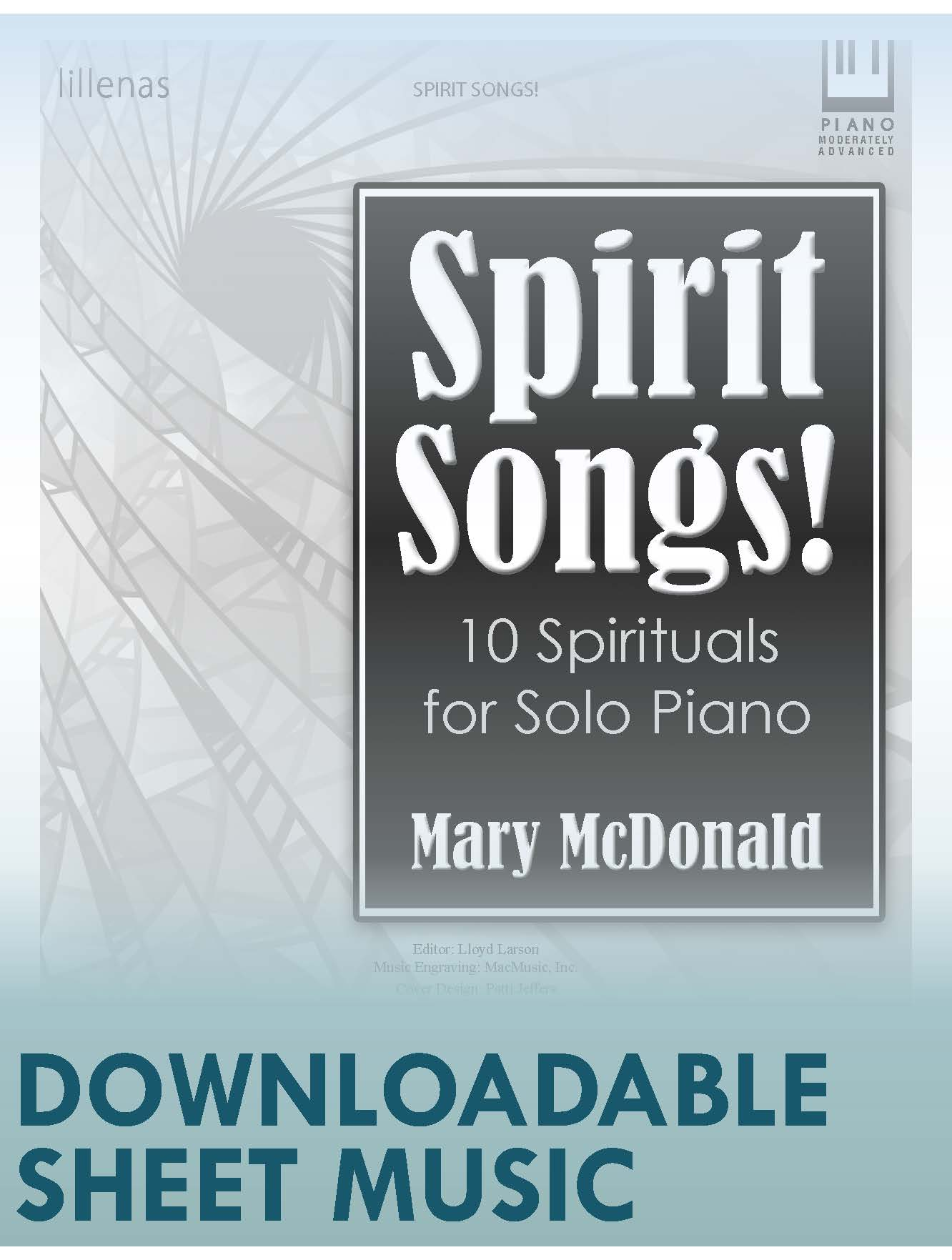 Spirit Songs! - Digital Download