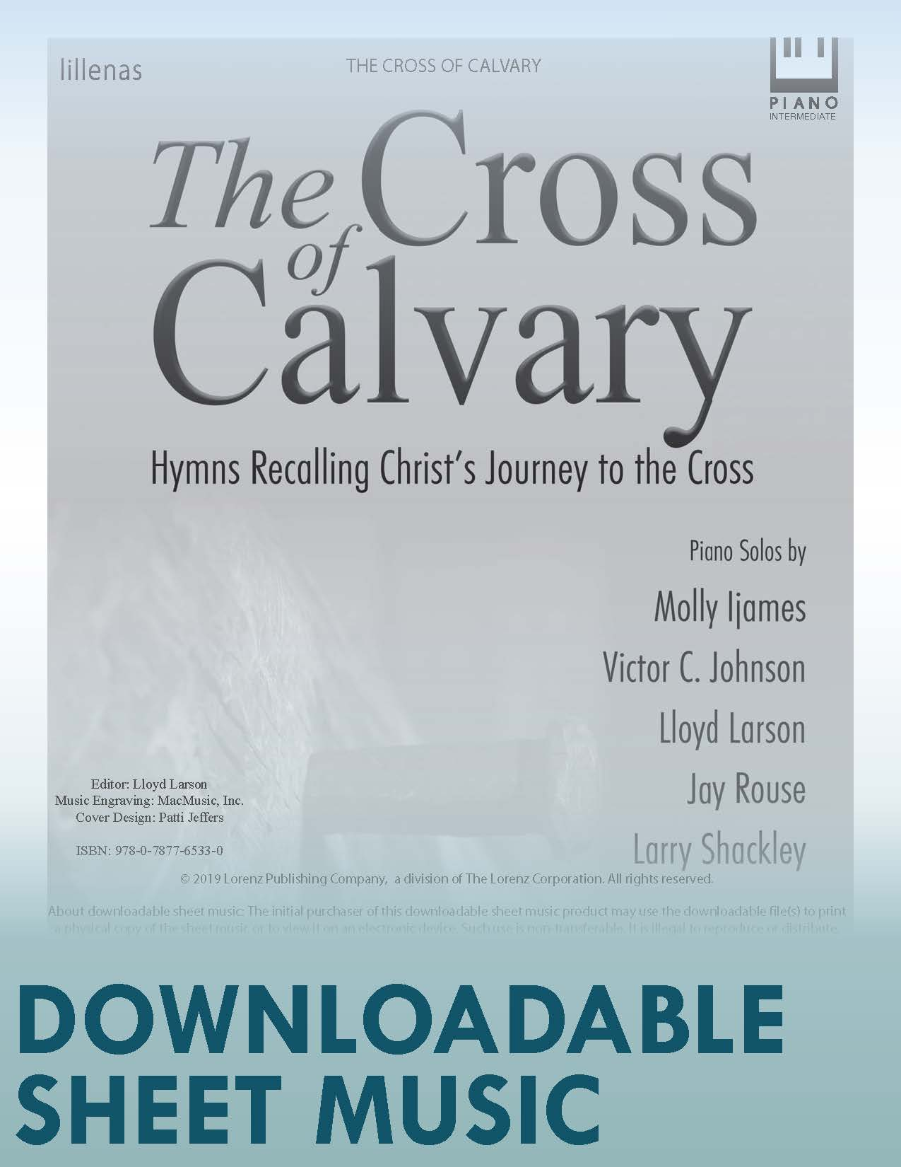The Cross of Calvary - Digital Download