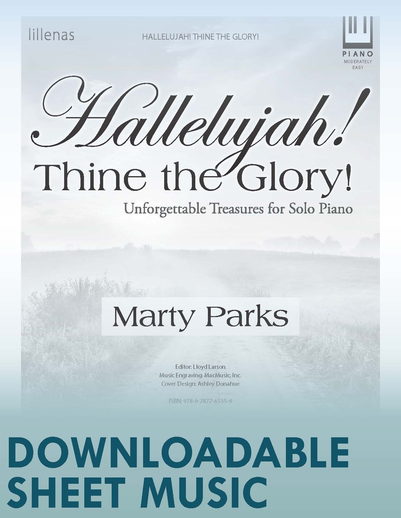 Hallelujah! Thine the Glory! - Digital Download