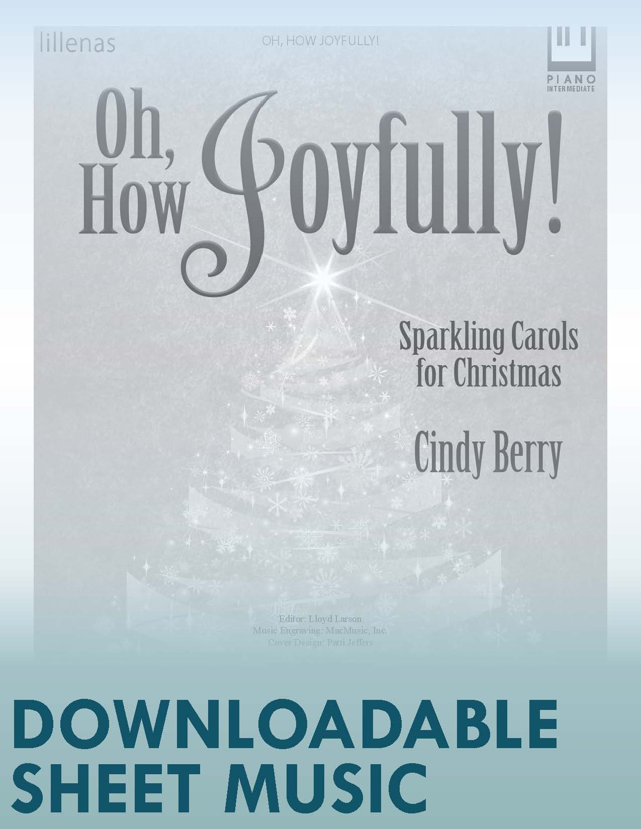 Oh, How Joyfully! - Digital Download