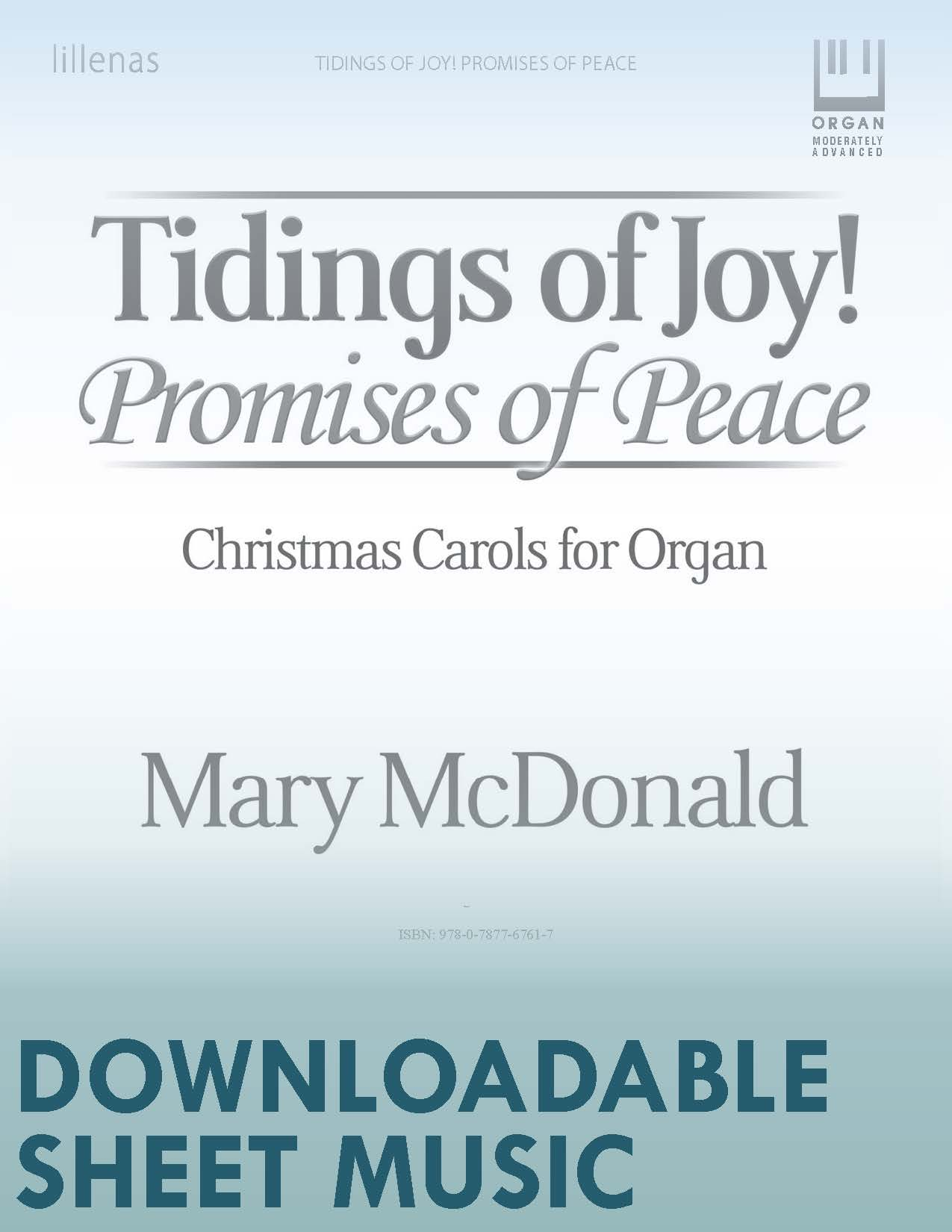 Tidings of Joy! Promises of Peace - Digital Download