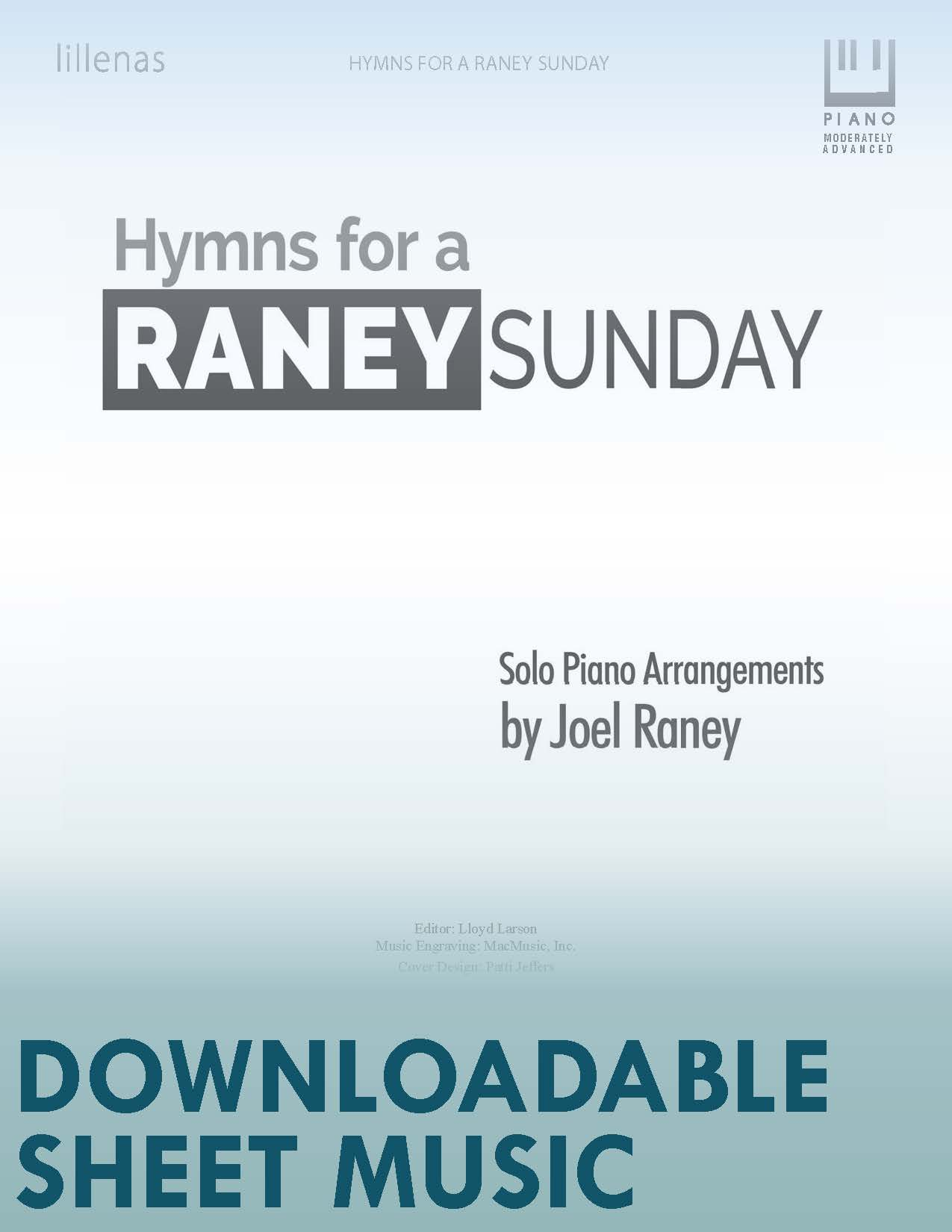 Hymns for a Raney Sunday - Digital Download