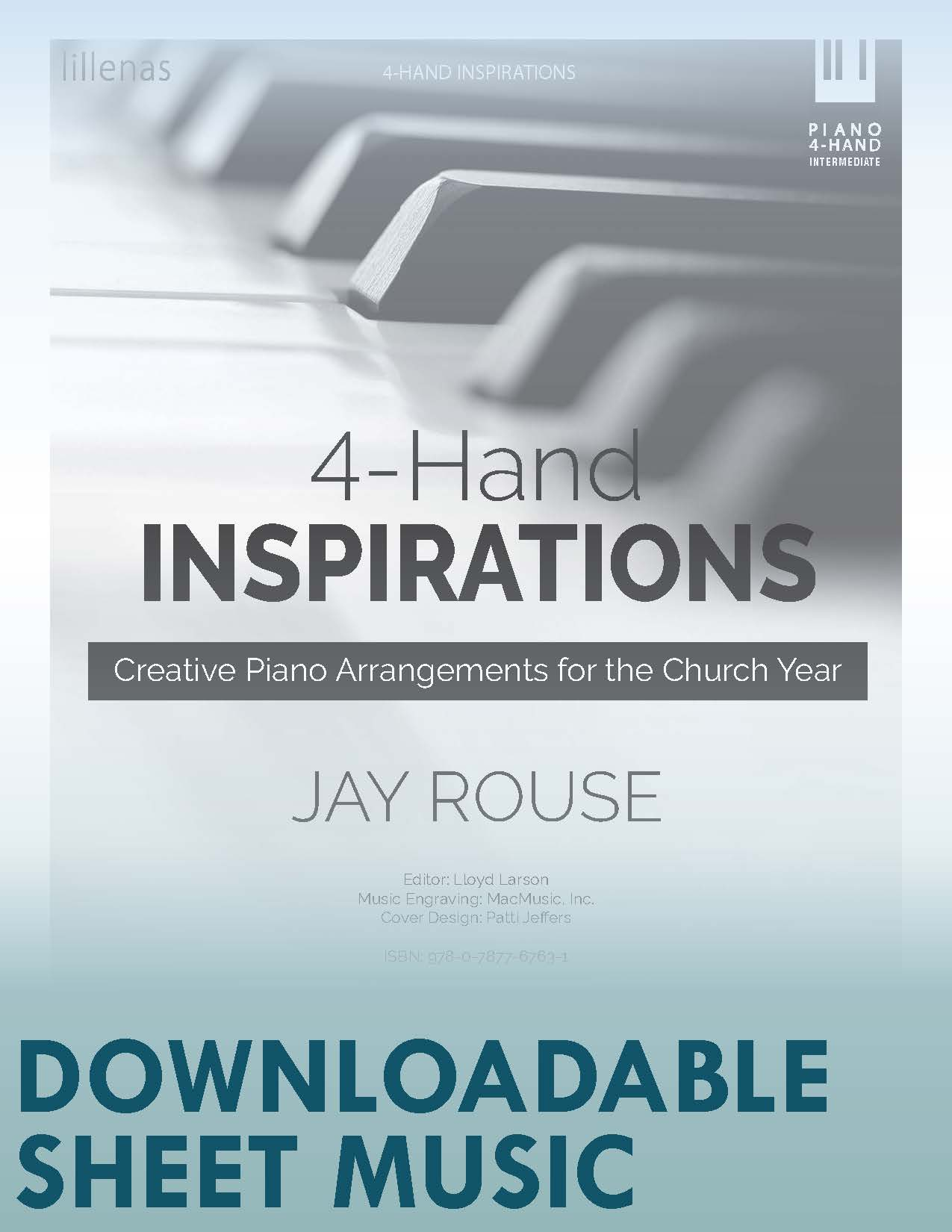 4-Hand Inspirations - Digital Download