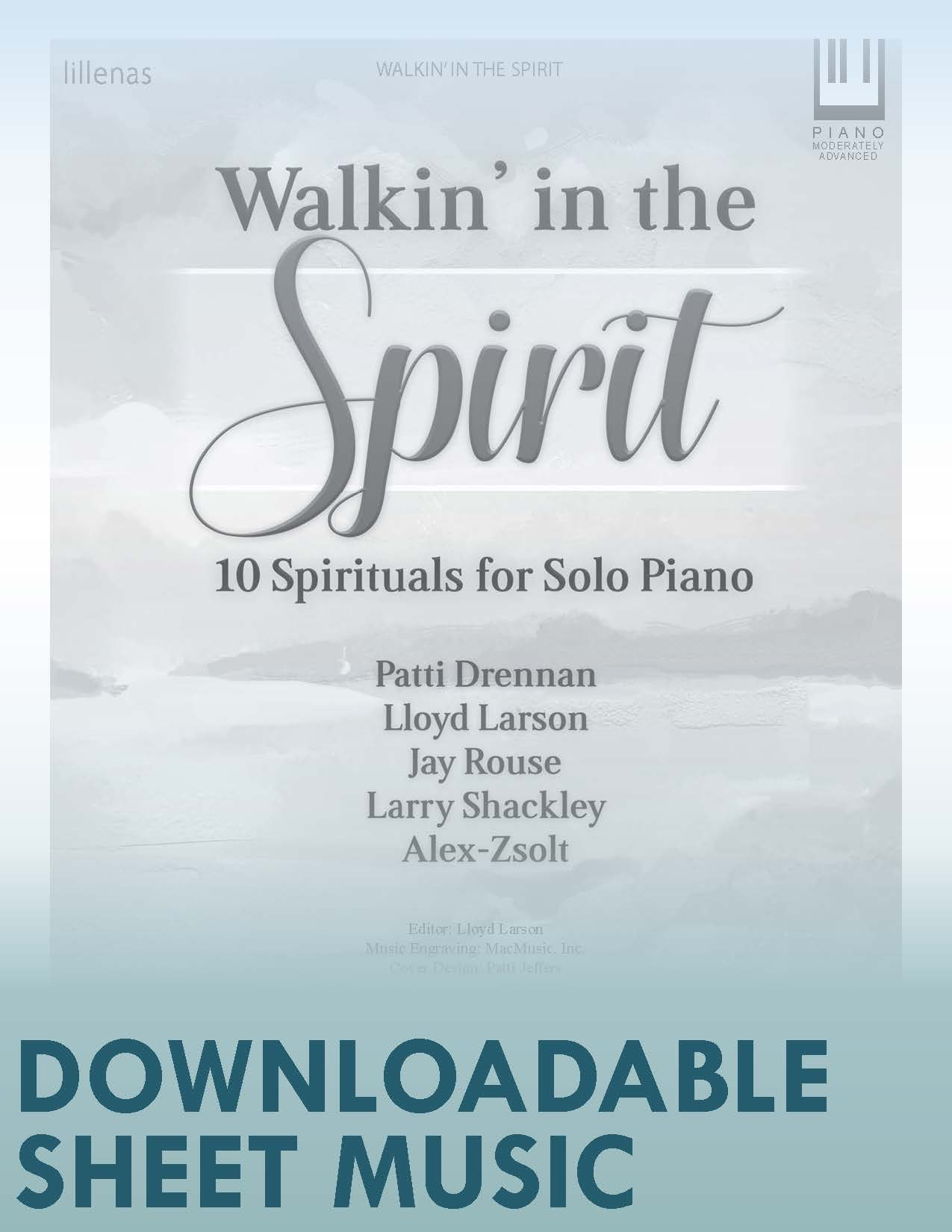 Walkin' in the Spirit - Digital Download