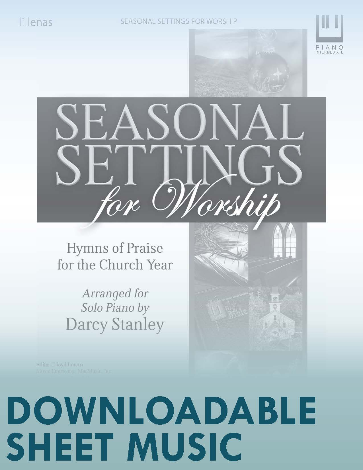 Seasonal Settings for Worship - Digital Download
