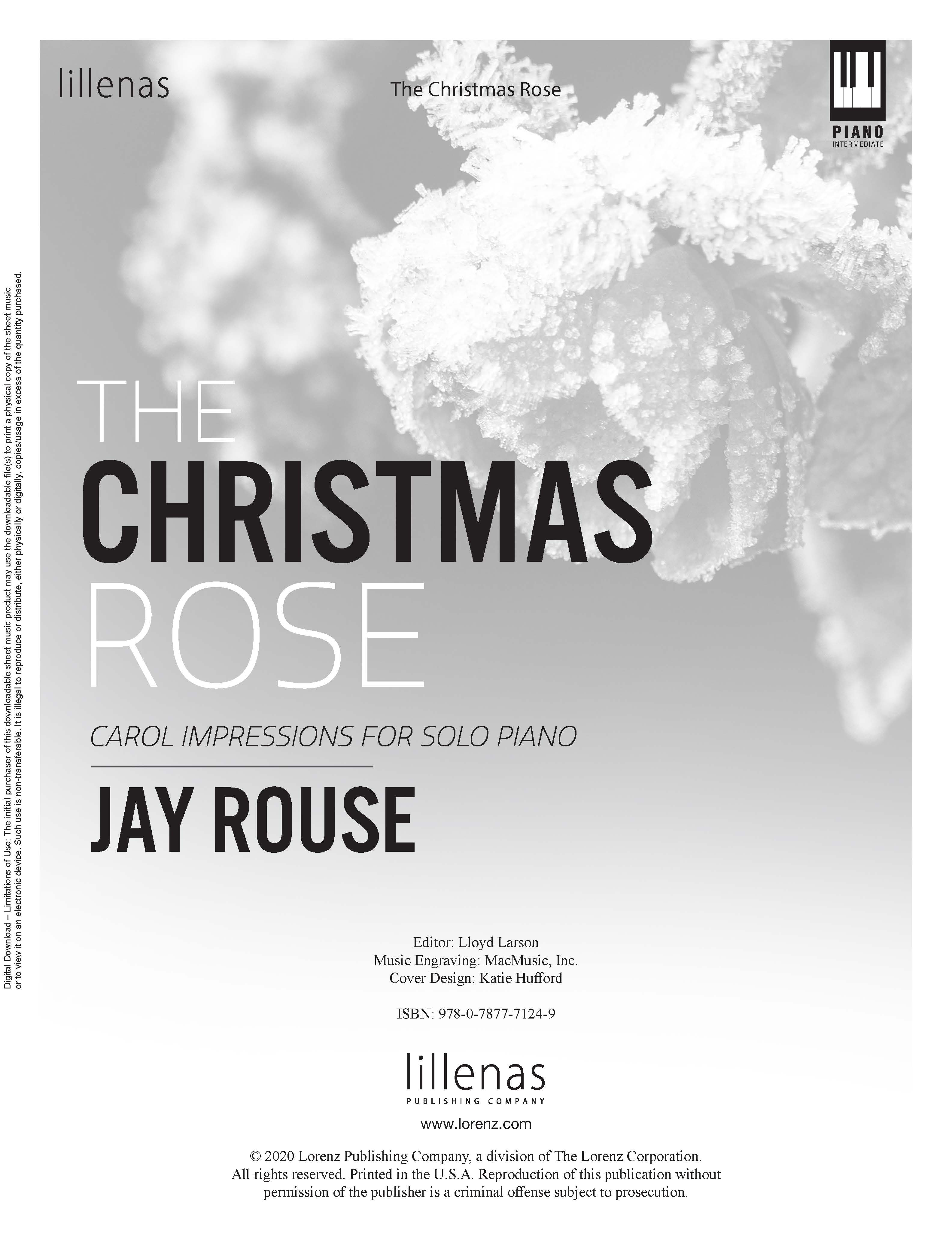 The Christmas Rose - Digital Download