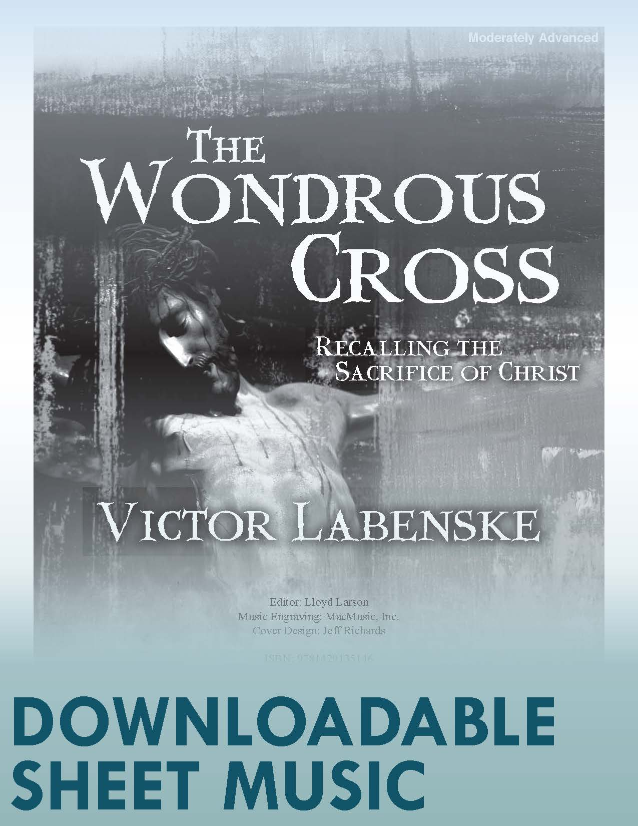 The Wondrous Cross - Digital Download