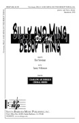 Billy and Ming Do the Bebop Thing : SA : Ron Newman : Ron Newman : Sheet Music : SBMP488 : 964807004886