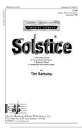Solstice : TTBB : Tim Sarsany : Tim Sarsany : Sheet Music : SBMP672 : 964807006729