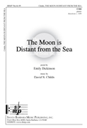 The Moon is Distant from the Sea : TTBB : David N Childs : David N Childs : Sheet Music : SBMP764 : 964807007641