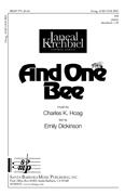 And One Bee : SA : Charles K Hoag : Charles K Hoag : Sheet Music : SBMP779 : 964807007795