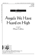 Angels We Have Heard on High : SSATBB : Drew Collins : Drew Collins : Songbook : SBMP805 : 964807008051