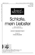 Schlafe, mein Liebster : SA : Johann S Bach; Tandy Reussner : Johann S Bach; Tandy Reussner : Sheet Music : SBMP813 : 964807008136