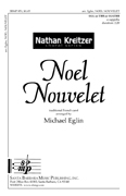 Noel Nouvelet : SSA : Michael Eglin : Michael Eglin :  1 CD : SBMP851 : 964807008518
