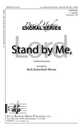 Stand by Me, Lord : SATB : Ruth Butterfield-Winter : Ruth Butterfield-Winter : Sheet Music : SBMP864 : 964807008648