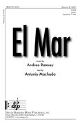 El Mar : SATB : Andrea Ramsey : Andrea Ramsey : Sheet Music : SBMP875 : 964807008754